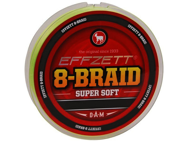 DAM PLECIONKA EFFZETT 8-BRAID 0,25mm 125m